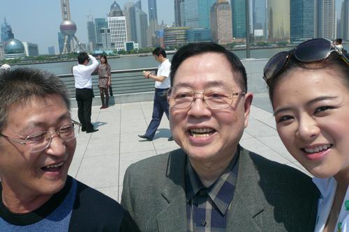 08北京台春晚金婚老人评选