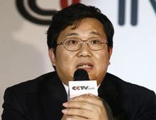 中央电视台新闻节目中心主任梁晓涛