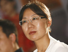 搜狐网总编辑于威女士