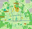 奥运场馆地图