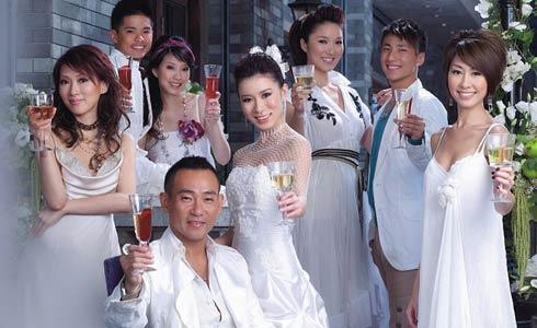 艺人缤纷斗艳:TVB2007年月历