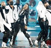 2009MTV音乐录影带大奖向杰克逊致敬