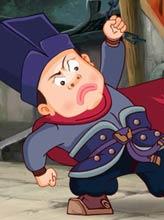 动画版《武林外传》主要人物