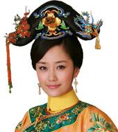 新版《还珠格格》刘晓晔 饰 令妃