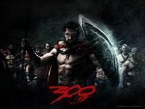 《斯巴达300勇士》
