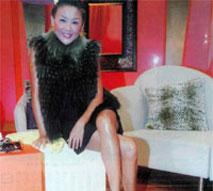 毛阿敏迁居北京与父亲儿子同住 产后减掉20斤