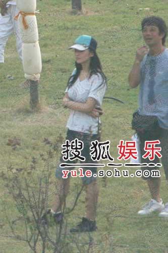 """《长江七号》独家曝光:星爷片场""""裸奔""""出镜"""