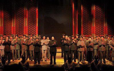 毛泽东在西柏坡的畅想