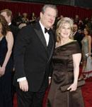 美国前副总统戈尔携夫人