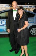 第23届东京电影节-美国驻日大使罗思携妻亮相