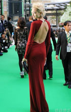 第23届东京电影节-法国影星凯瑟琳-德纳芙