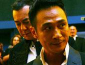 瞧瞧吴镇宇的大佬表情