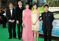 第23届东京电影节红毯