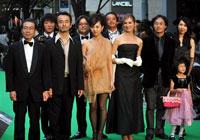第23届东京电影节-日本影片《欢待》剧组
