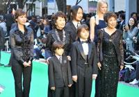 第23届东京电影节-《Cheburashka》剧组亮相