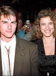 汤姆克鲁斯与首任妻子-美国女星咪咪-罗杰斯