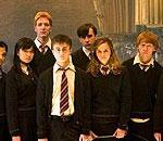 哈利和同学们