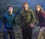哈利与同学罗恩,赫敏