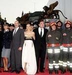 《世贸中心》主创邀消防员警察助阵威尼斯首映