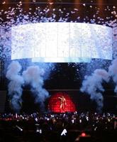 Rain世界巡演首场