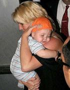 布兰妮与儿子